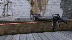 M4A1 avec visée laser