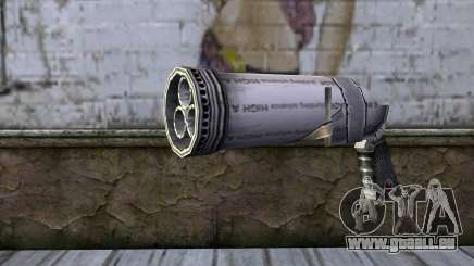 Bottle Gun from Bully Scholarship Edition pour GTA San Andreas