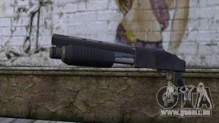 Sawnoff Shotgun from GTA 5 v2 für GTA San Andreas
