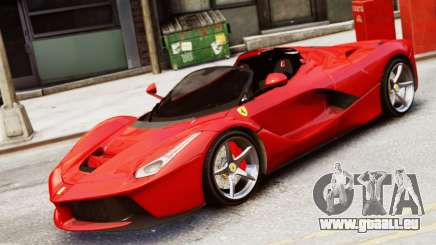 Ferrari LaFerrari Spider für GTA 4