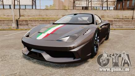 Ferrari 458 Italia Speciale Novitec Rosso für GTA 4