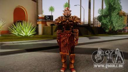 Kratos God Armor pour GTA San Andreas