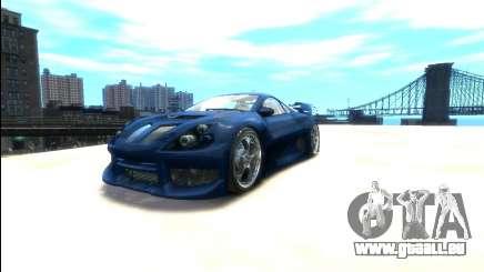 CyborX CD XL-GT für GTA 4