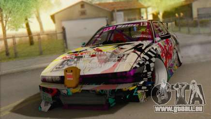Nissan S13 MAD DRIFT für GTA San Andreas