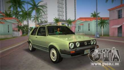 Volkswagen Golf II 1991 pour GTA Vice City
