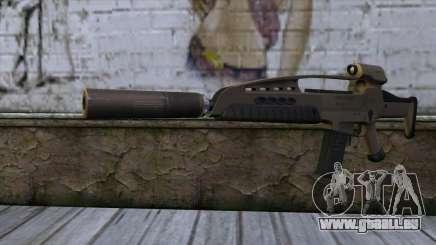 XM8 Assault Dust für GTA San Andreas