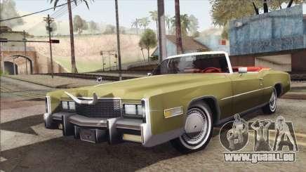Cadillac Eldorado Stock für GTA San Andreas