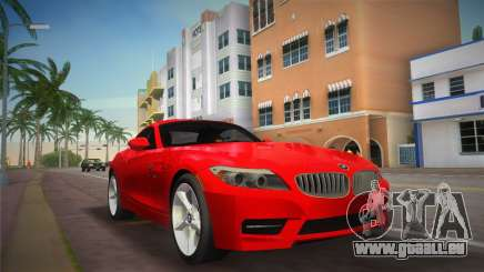 BMW Z4 sDrive35is pour GTA Vice City