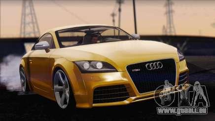 Audi TT RS v2 2011 für GTA San Andreas