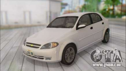 Chevrolet Lacetti pour GTA San Andreas