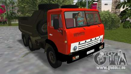 KamAZ 5511 für GTA Vice City
