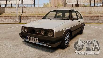 Volkswagen Golf GTI Mk2 pour GTA 4