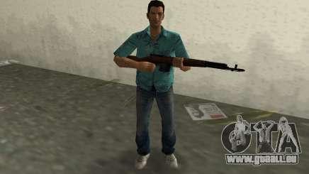 Self-Loading Gewehr Tokareva für GTA Vice City