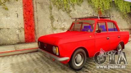 Moskvitch 412 [DSA] pour GTA San Andreas