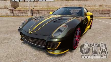 Ferrari 599 GTO PJ3 für GTA 4