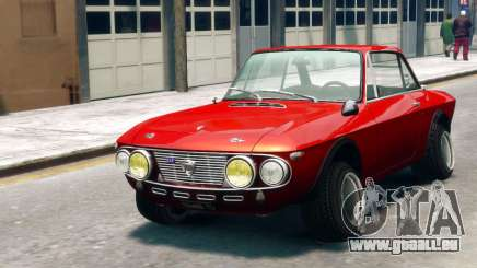 Lancia Fulvia HF für GTA 4