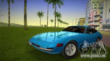 Ferrari 365 GTB für GTA Vice City