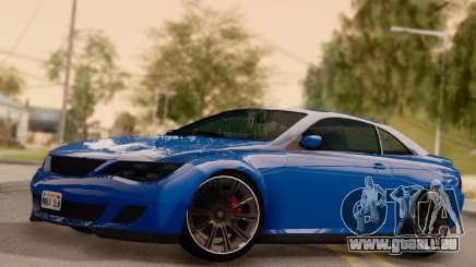 Ubermacht Zion XS 1.0 pour GTA San Andreas