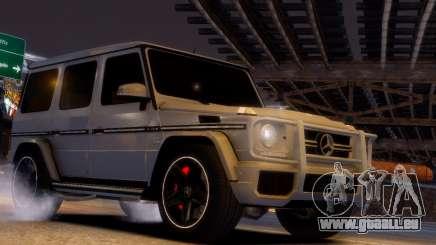 Mercedes-Benz G65 AMG v1.1 für GTA 4