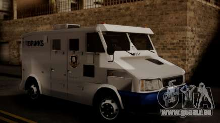 Iveco Daily Brinks pour GTA San Andreas