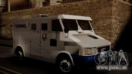 Iveco Daily Brinks für GTA San Andreas