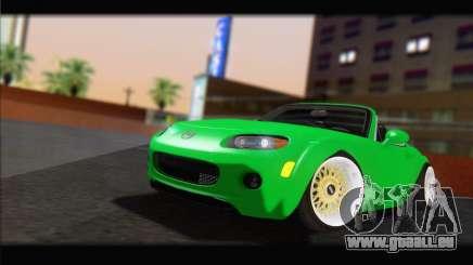 Mazda MX-5 2010 für GTA San Andreas
