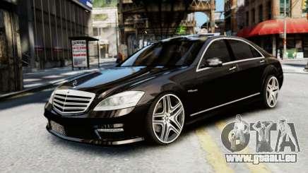 Mercedes-Benz S65 W221 AMG v1.3 für GTA 4