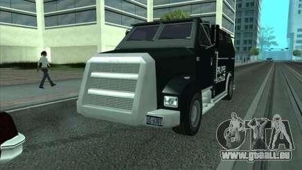 Securicar из de GTA 3 pour GTA San Andreas