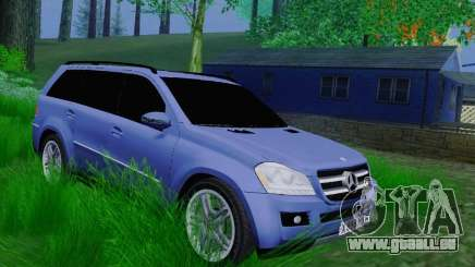 Mercedes-Benz GL500 pour GTA San Andreas