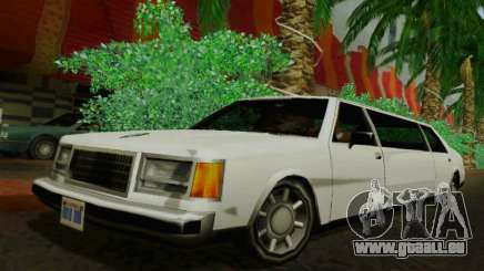 Washington Limousine pour GTA San Andreas