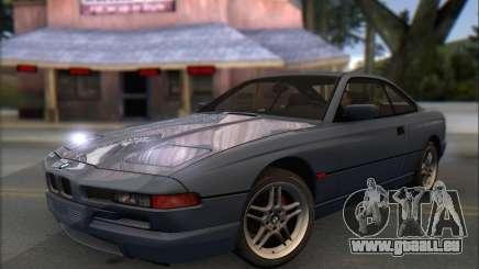 BMW E31 850CSi 1996 für GTA San Andreas