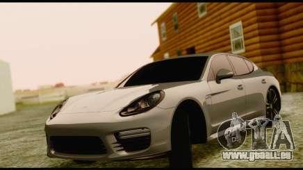 Porsche Panamera GTS für GTA San Andreas