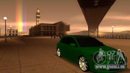 Mazda 3 pour GTA San Andreas