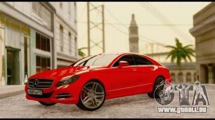 Mercedes-Benz CLS 63 für GTA San Andreas
