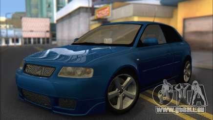 Audi A3 1999 pour GTA San Andreas