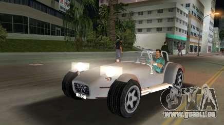 Caterham Super Seven pour GTA Vice City