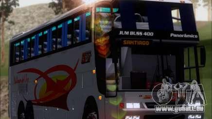 Busscar Jum Buss 400 Volvo B10R Pullman Del Sur pour GTA San Andreas