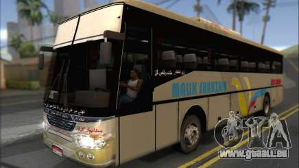 Sada Bahar Coach für GTA San Andreas