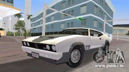 Ford XB GT Falcon Hardtop 1973 pour GTA Vice City