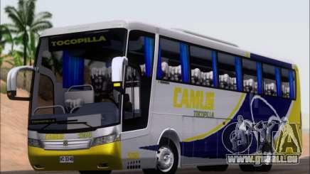 Busscar Vissta Buss LO Mercedes Benz 0-500RS pour GTA San Andreas