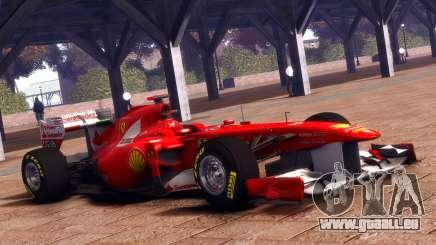 Ferrari 150 Italia pour GTA 4