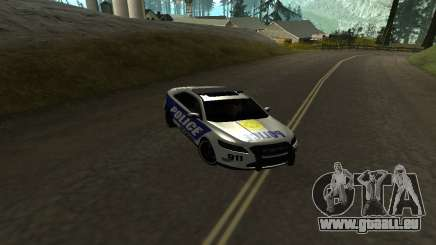 Ford Taurus HSO Police pour GTA San Andreas