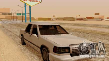 Stretch-Limousine für GTA San Andreas