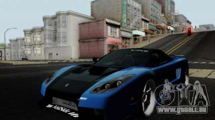 Honda NSX VeilSide pour GTA San Andreas