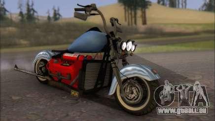 Boss Hoss v8 8200cc pour GTA San Andreas