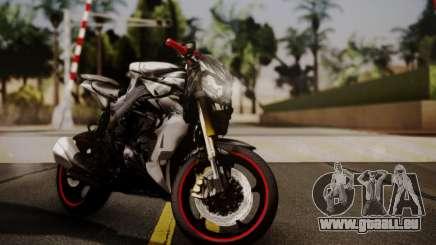Kawasaki Z1000 2014 - The Predator pour GTA San Andreas