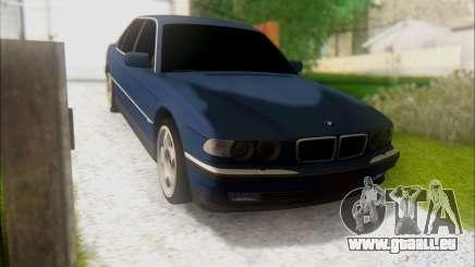 BMW 7 E38 pour GTA San Andreas