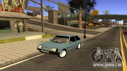 ZAZ Tavria pour GTA San Andreas