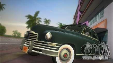 Packard Standard Eight Touring Sedan 1948 für GTA Vice City