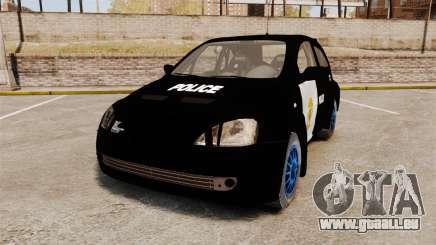 Opel Corsa Police für GTA 4
